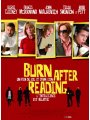 Affiche Burn after reading
